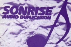 SONRISE-AUDIO-DUPLICATION